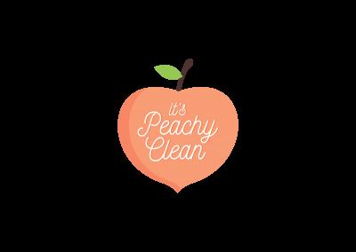 It's Peachy Clean